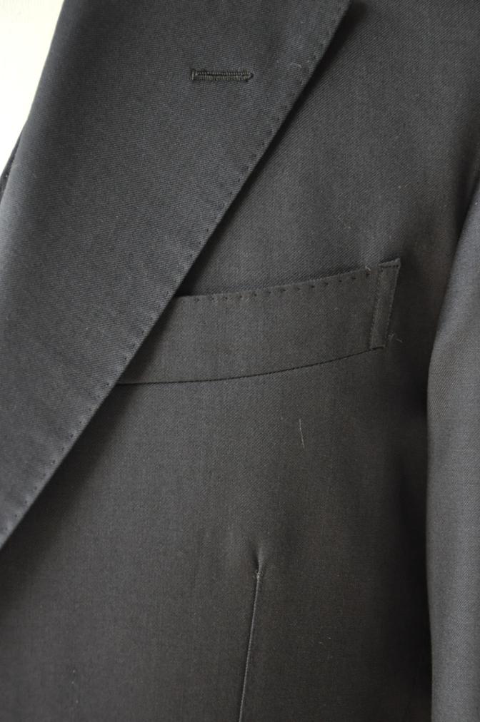 DSC09891 お客様のスーツの紹介-BIELLESI ネイビー スリーピース-