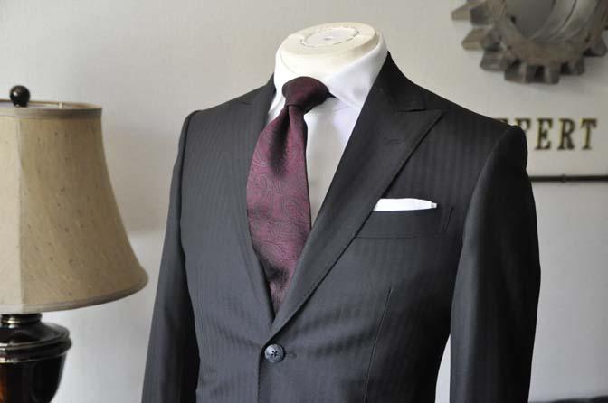 DSC0995-1 お客様のスーツの紹介 名古屋の完全予約制オーダースーツ専門店DEFFERT