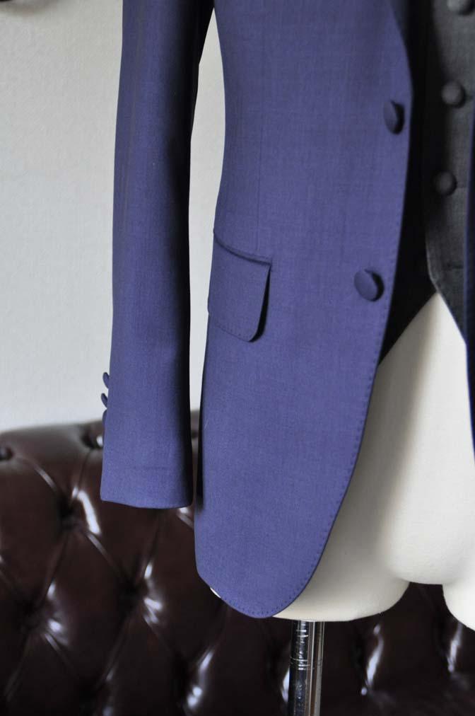DSC1018-1 お客様のウエディング衣装の紹介- Biellesi ネイビースーツ グレーベスト-DSC1018-1 お客様のウエディング衣装の紹介- Biellesi ネイビースーツ グレーベスト- 名古屋市のオーダータキシードはSTAIRSへ