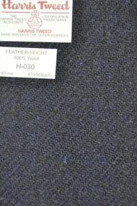 DSC1113-199x300 2013年秋冬生地より~HARRIS TWEED~