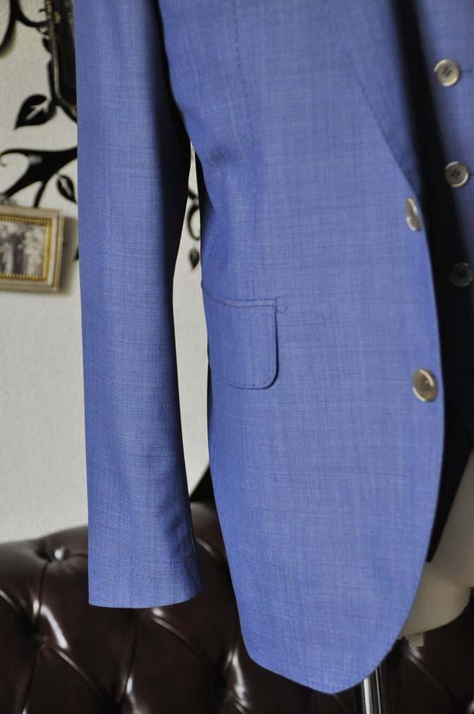 DSC1138-2 お客様のスーツの紹介-CANONICOネイビースリーピース-