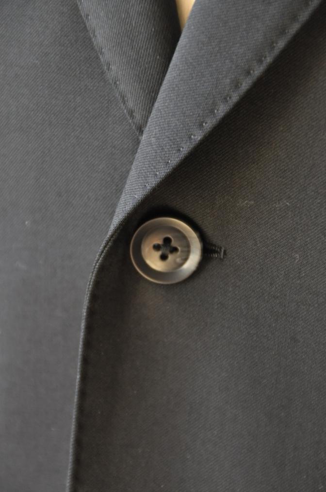 DSC12301 お客様のスーツの紹介-ブラックスーツ- 名古屋の完全予約制オーダースーツ専門店DEFFERT
