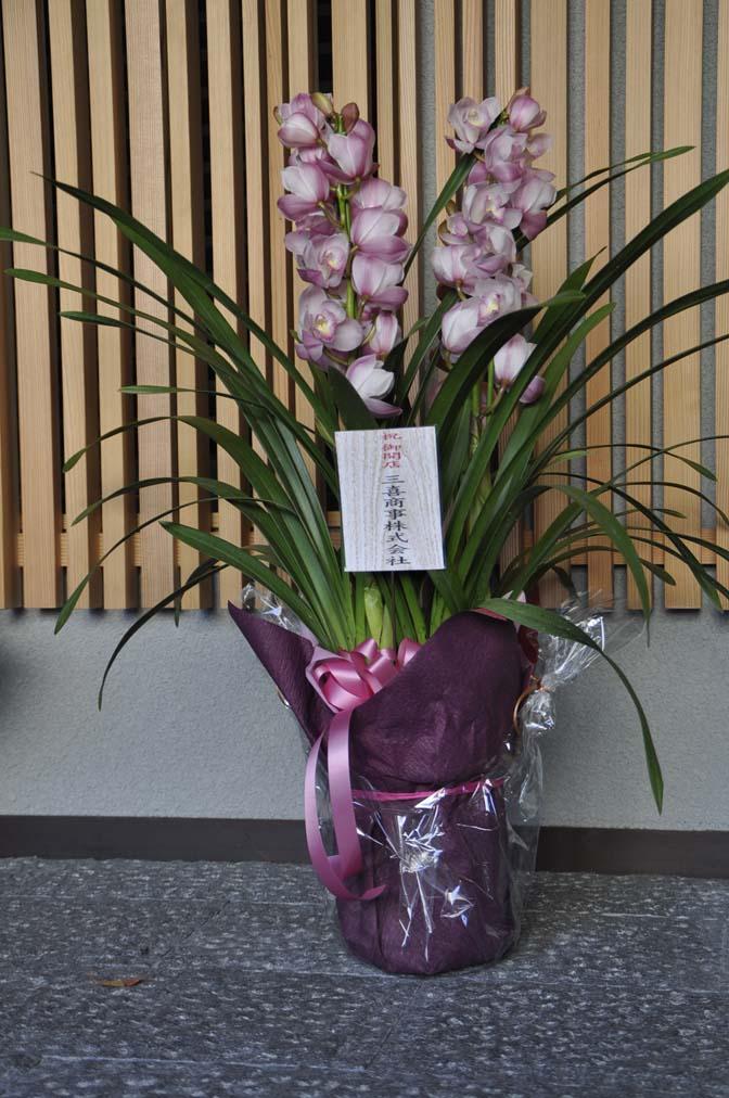 DSC1236-3 たくさんのお祝いをいただきありがとうございます。 名古屋の完全予約制オーダースーツ専門店DEFFERT