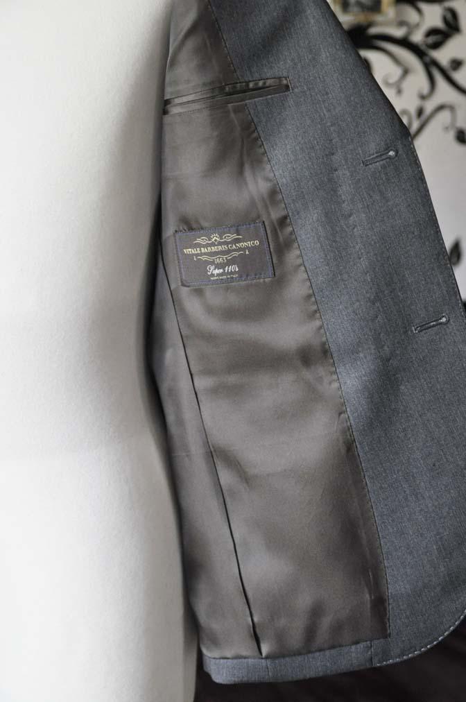 DSC1242-2 お客様のスーツの紹介-Biellesiグレースーツ-
