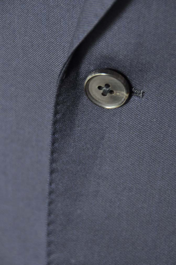 DSC12491 お客様のスーツの紹介-Biellesi 無地ネイビースーツ- 名古屋の完全予約制オーダースーツ専門店DEFFERT