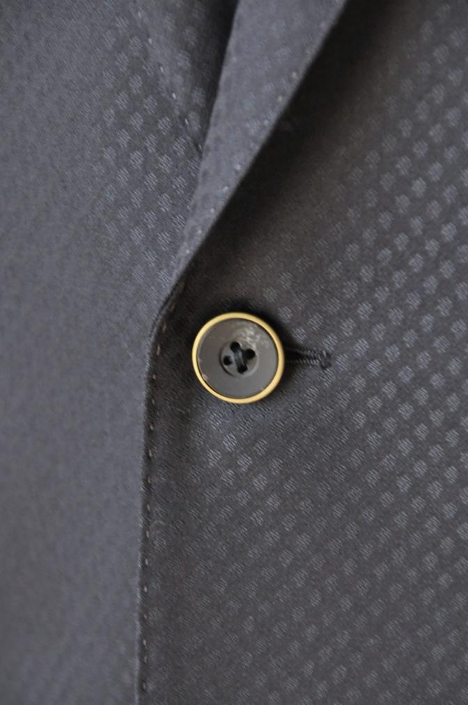 DSC12811 お客様のスーツの紹介-DORMEUIL KRONO ネイビースーツ-