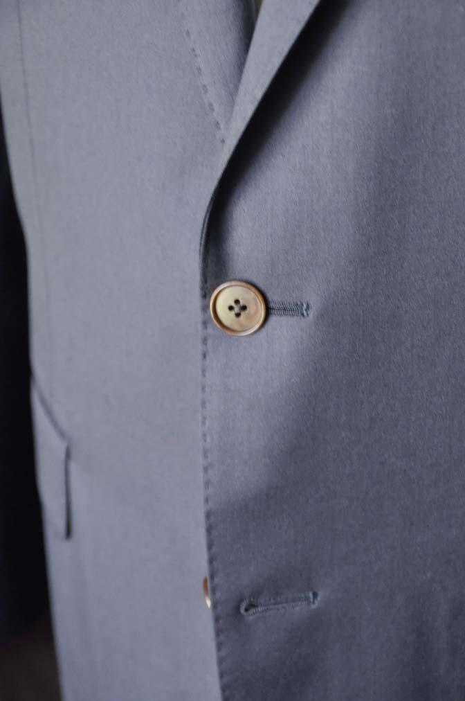 DSC1334-1 お客様のスーツの紹介-DORMEUIL EXEL無地ネイビースーツ-