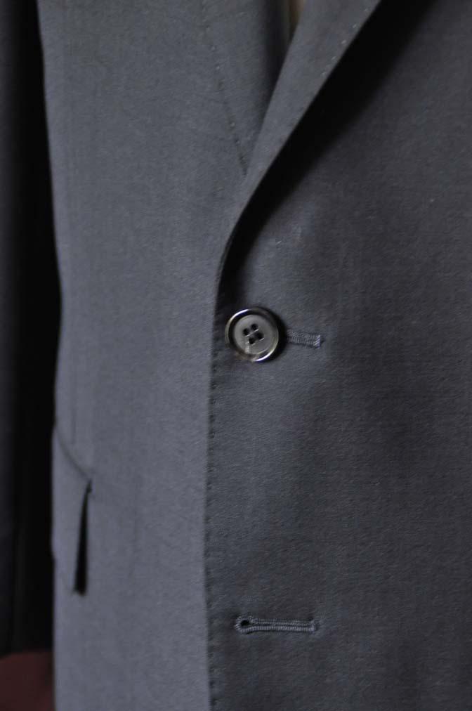 DSC1352-1 お客様のスーツの紹介-御幸毛織 SHALICK 無地ブラックスーツ-