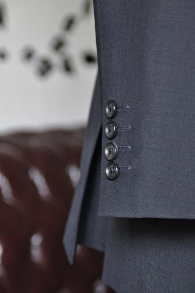 DSC1354-1 お客様のスーツの紹介-御幸毛織 SHALICK 無地ブラックスーツ-