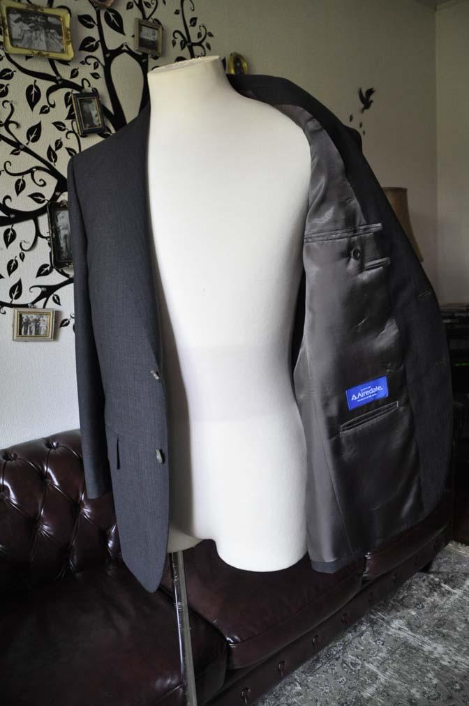 DSC1370-1 お客様のスーツの紹介-御幸毛織 グレーストライプスーツ-
