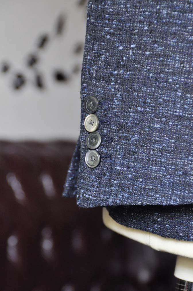 DSC1402-1 お客様のジャケットの紹介-FERLA ネイビージャケット- 名古屋の完全予約制オーダースーツ専門店DEFFERT