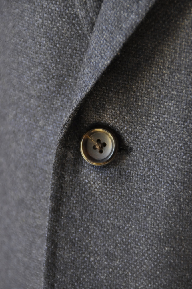 DSC14281 お客様のジャケットの紹介-REDA ネイビーシングルジャケット-