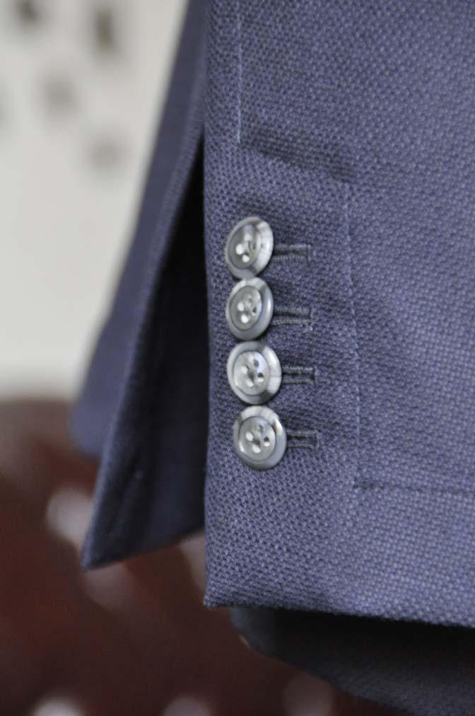 DSC1440-1 お客様のジャケットの紹介-CANONICOネイビーホップサック アンコンジャケット-