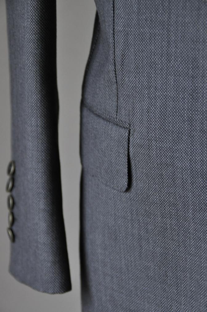 DSC1459 スーツの紹介-BIELLESI グレーバーズアイ スリーピース-