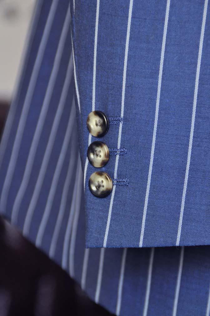 DSC1543-1 お客様のスーツの紹介-DARROW DALEネイビーストライプスーツ-