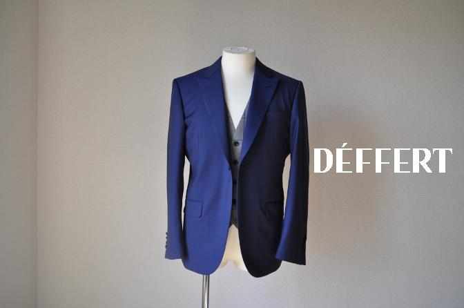 DSC15531 お客様のウエディング衣装の紹介-ネイビースーツ グレーチェックベスト-