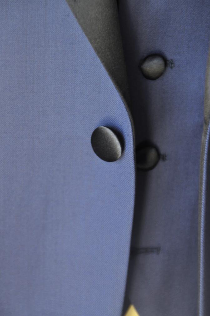 DSC15591 お客様のウエディング衣装の紹介-ネイビータキシード- 名古屋の完全予約制オーダースーツ専門店DEFFERT