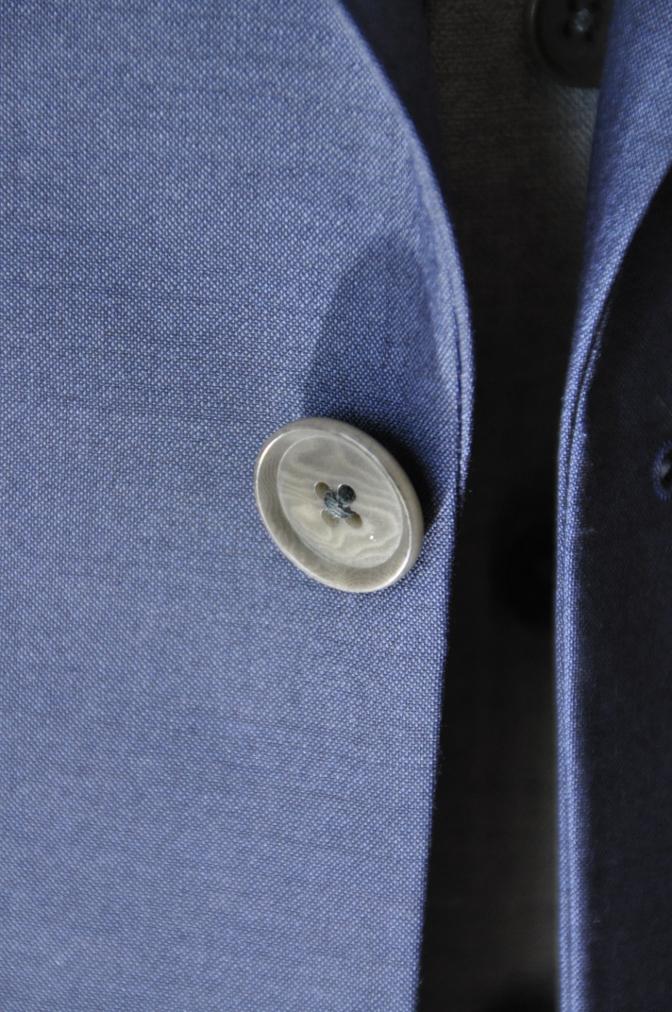 DSC1561 お客様のハワイウエディング衣装の紹介- ネイビースーツ グレーベスト- 名古屋の完全予約制オーダースーツ専門店DEFFERT