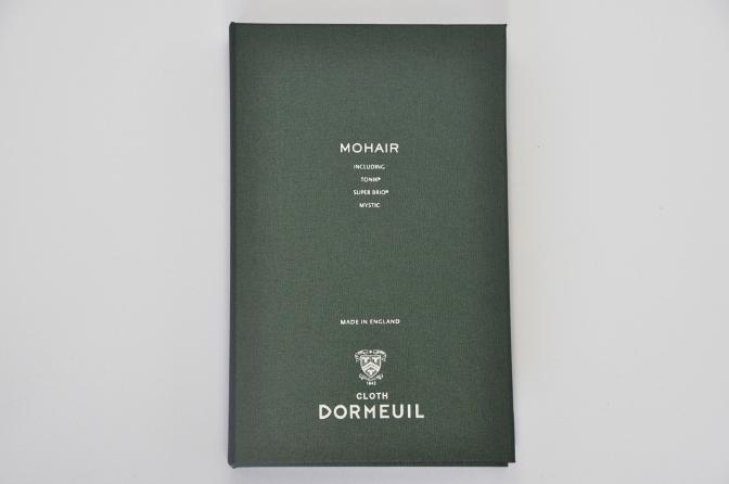 DSC1571 2016ss入荷済のバンチの中から本日は「MOHAIR~DORMEUIL~」