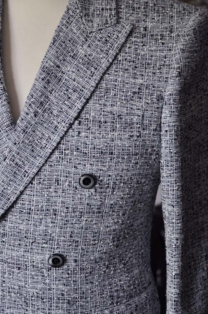 DSC1600-1 お客様のジャケットの紹介-FERLA ダブルジャケット/ベスト-