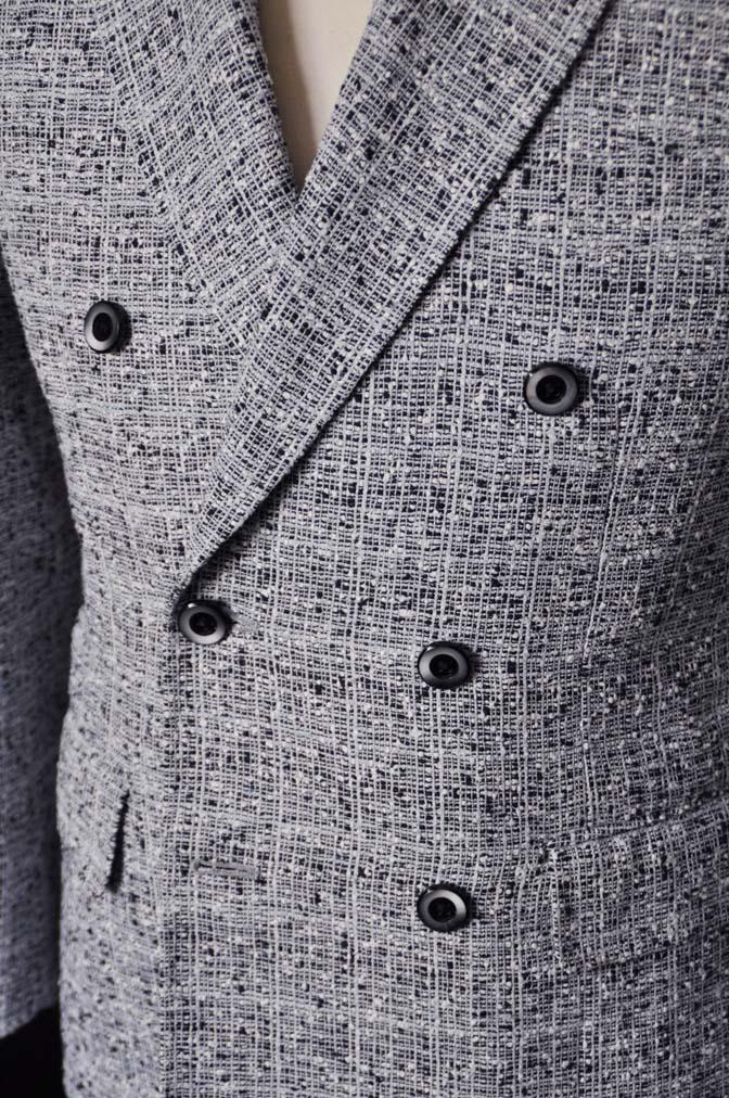 DSC1601-1 お客様のジャケットの紹介-FERLA ダブルジャケット/ベスト-