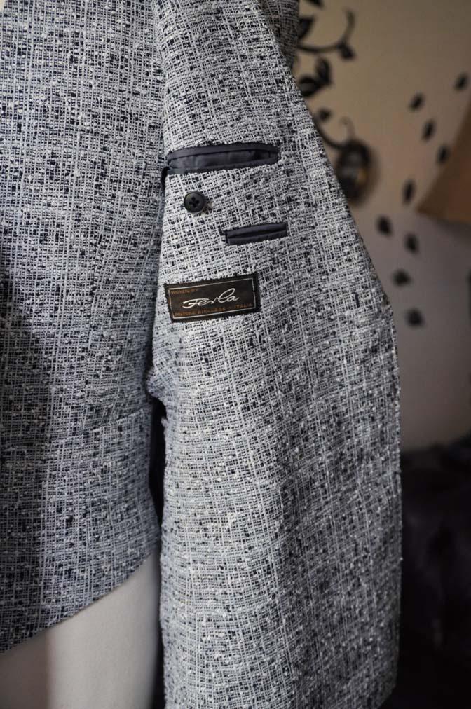 DSC1605-1 お客様のジャケットの紹介-FERLA ダブルジャケット/ベスト-
