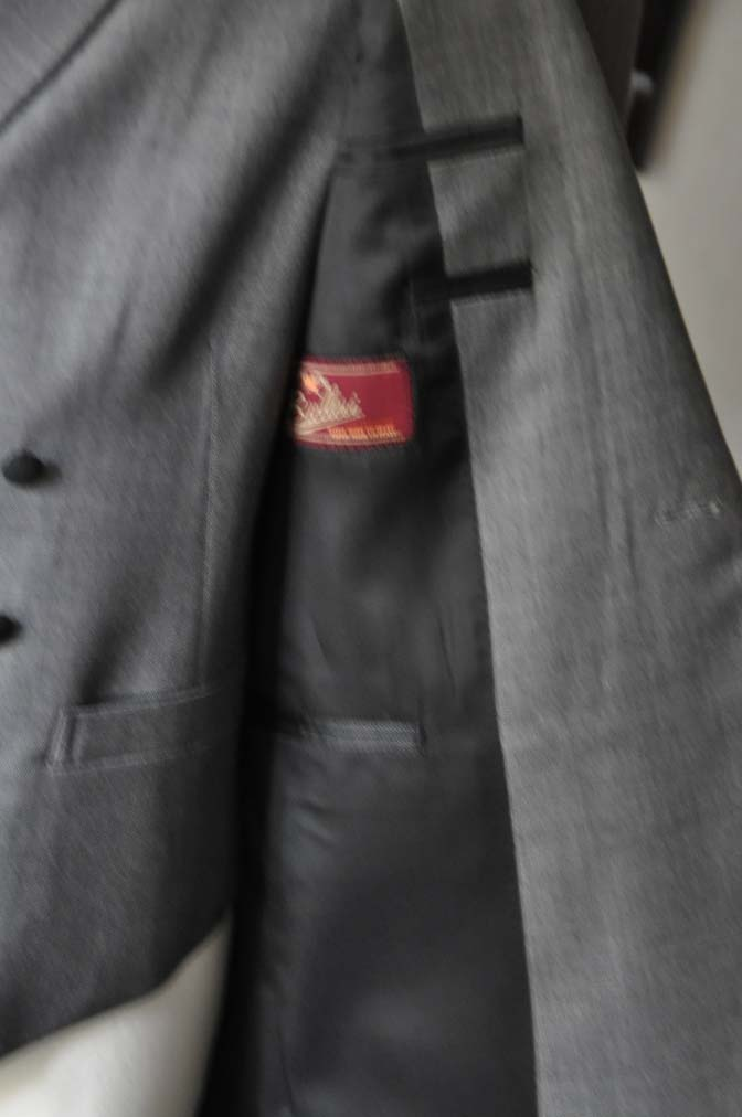 DSC16791 お客様のウエディング衣装の紹介-Biellesi グレージャケットダブルベスト-