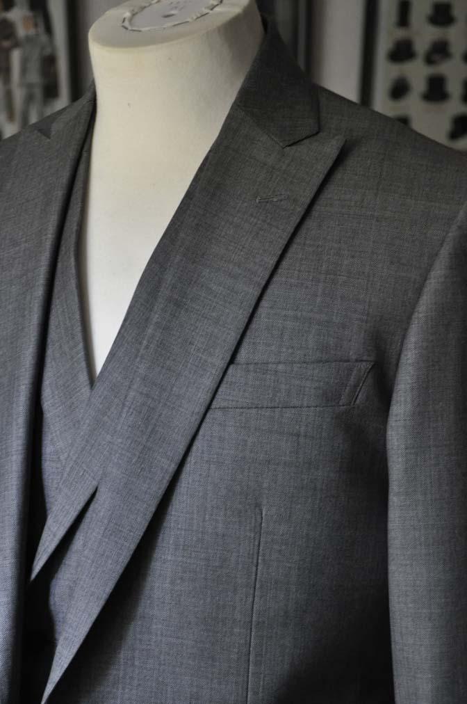 DSC1686 お客様のウエディング衣装の紹介-Biellesi グレージャケットダブルベスト-