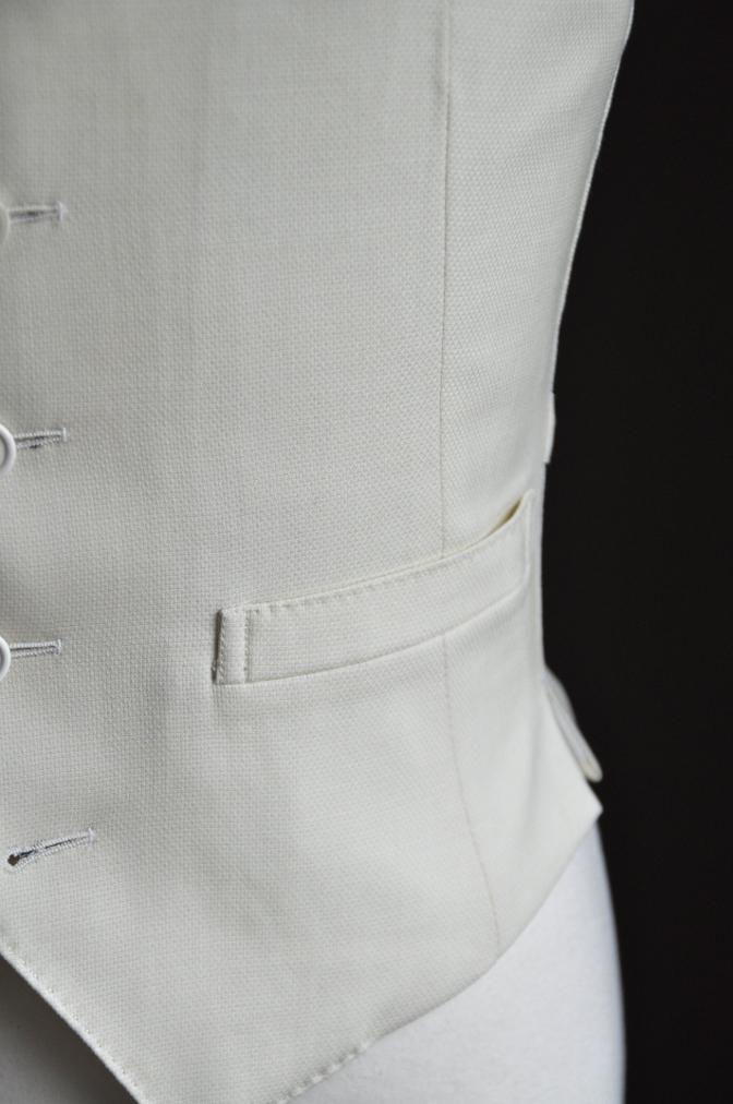 DSC1714 オーダースーツ-ホワイトホップサックスリーピーススーツ-