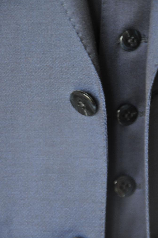 DSC17142 お客様のウエディング衣装の紹介-ネイビースリーピース-