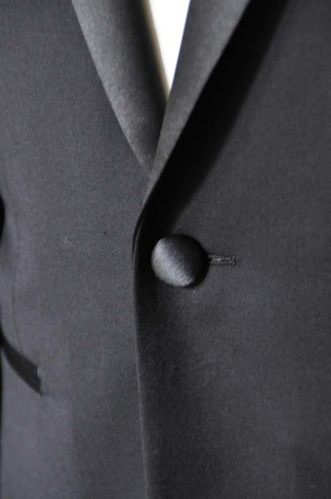 DSC1727 お客様のタキシードの紹介- ブラックピークドラペルタキシード-DSC1727 お客様のタキシードの紹介- ブラックピークドラペルタキシード- 名古屋市のオーダータキシードはSTAIRSへ
