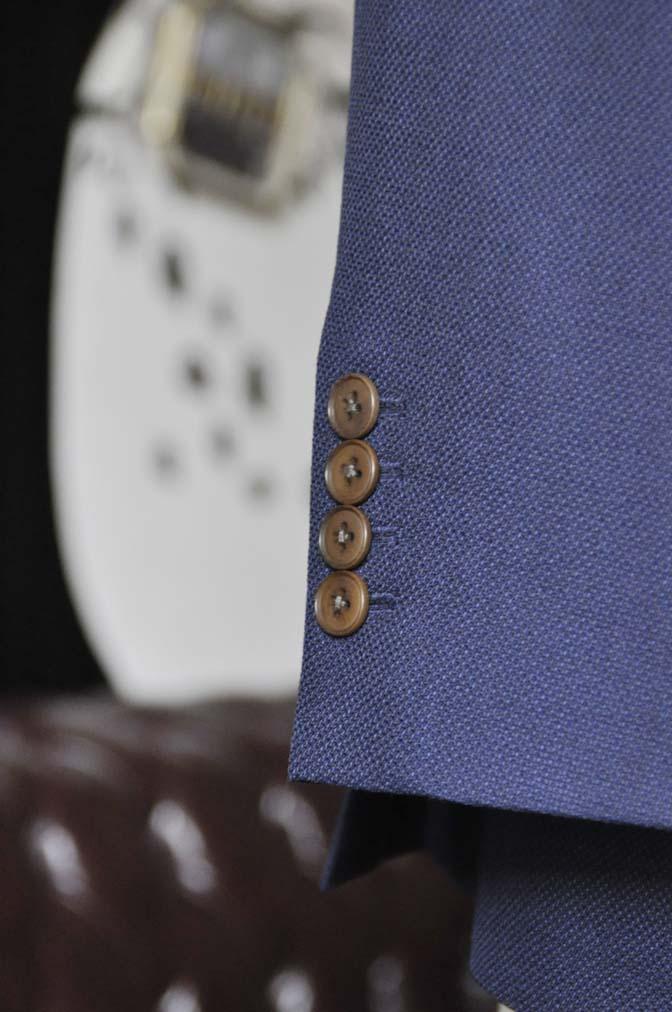 DSC1756-1 お客様のジャケットの紹介-CANONICOネイビーホップサックジャケット-