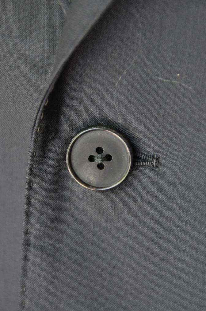 DSC1758 お客様のスーツの紹介-無地ネイビースーツ- 名古屋の完全予約制オーダースーツ専門店DEFFERT