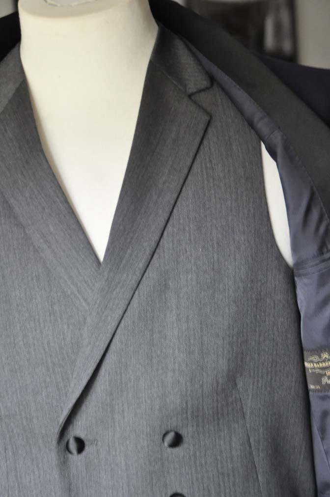 DSC18271 お客様のウエディング衣装の紹介- ネイビーショールカラータキシード-DSC18271 お客様のウエディング衣装の紹介- ネイビーショールカラータキシード- 名古屋市のオーダータキシードはSTAIRSへ