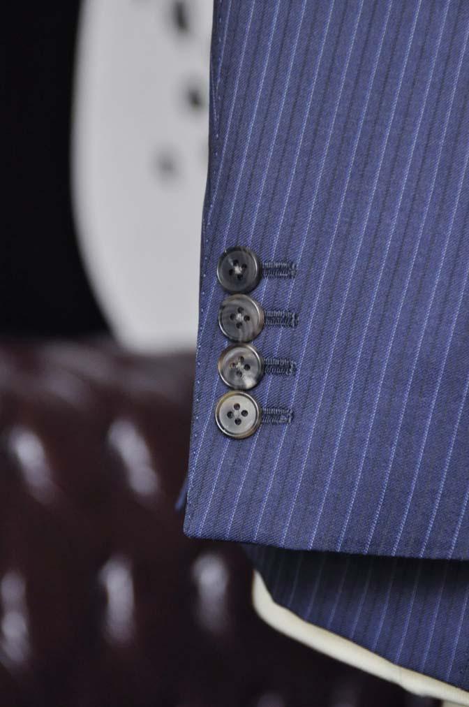 DSC1881-1 お客様のスーツの紹介-Biellesiネイビーストライプスーツ- 名古屋の完全予約制オーダースーツ専門店DEFFERT