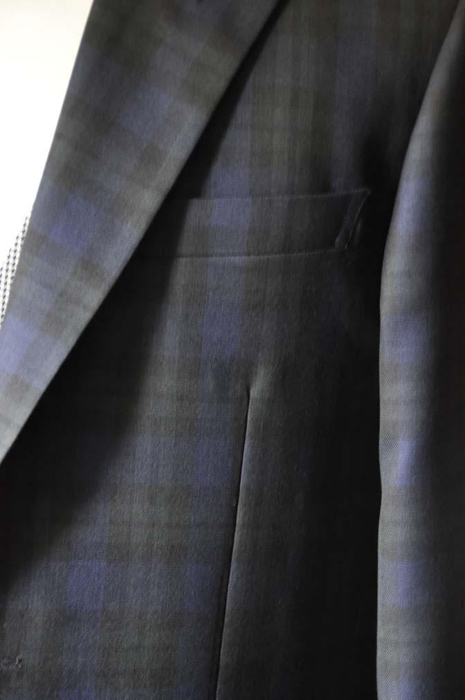 DSC18842 お客様のウエディング衣装の紹介- ブラックウォッチスーツ-
