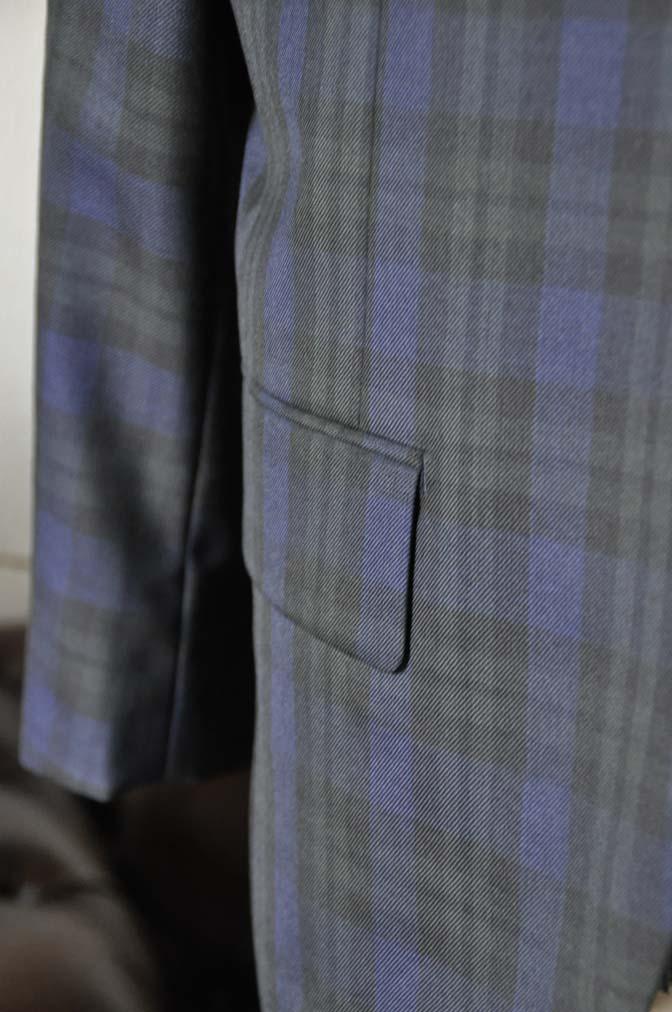 DSC18872 お客様のウエディング衣装の紹介- ブラックウォッチスーツ-