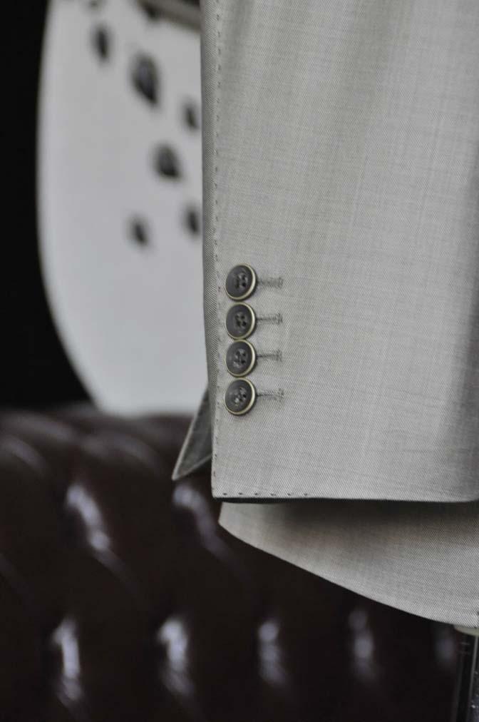 DSC1896-2 お客様のスーツの紹介-Ermenegild Zegna Trofeo ブラウンスーツ- 名古屋の完全予約制オーダースーツ専門店DEFFERT