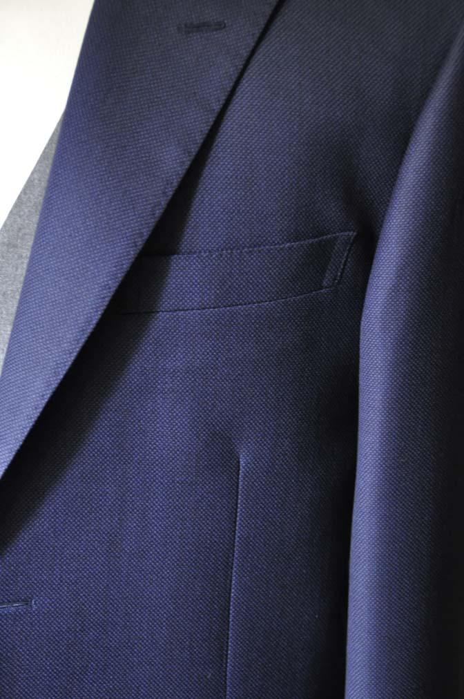 DSC19131 お客様のウエディング衣装の紹介- ネイビーバーズアイスーツ、グレーベスト-DSC19131 お客様のウエディング衣装の紹介- ネイビーバーズアイスーツ、グレーベスト- 名古屋市のオーダータキシードはSTAIRSへ