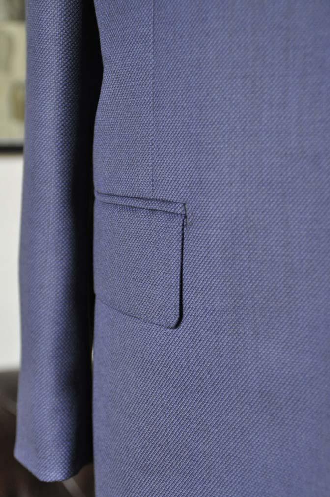 DSC1917 お客様のウエディング衣装の紹介- ネイビーバーズアイスーツ、グレーベスト-DSC1917 お客様のウエディング衣装の紹介- ネイビーバーズアイスーツ、グレーベスト- 名古屋市のオーダータキシードはSTAIRSへ