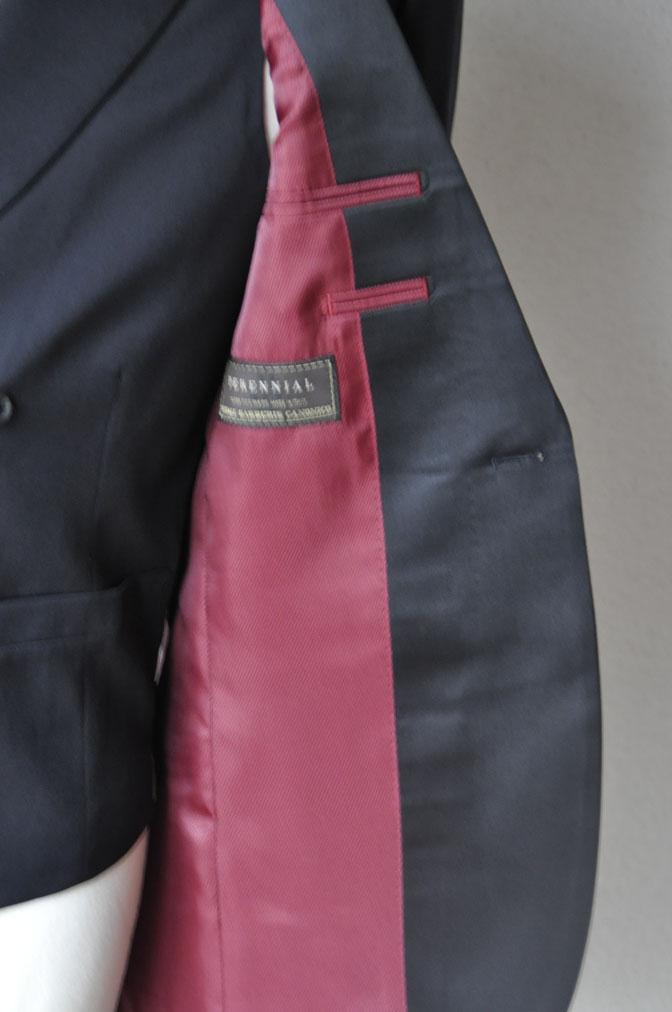 DSC1931 お客様のウエディング衣装の紹介-ダークネイビータキシード ダブルジレ-