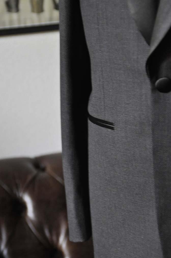 DSC19321 お客様のウエディング衣装のタキシードが仕上がってまいりましたのでご紹介いたします。
