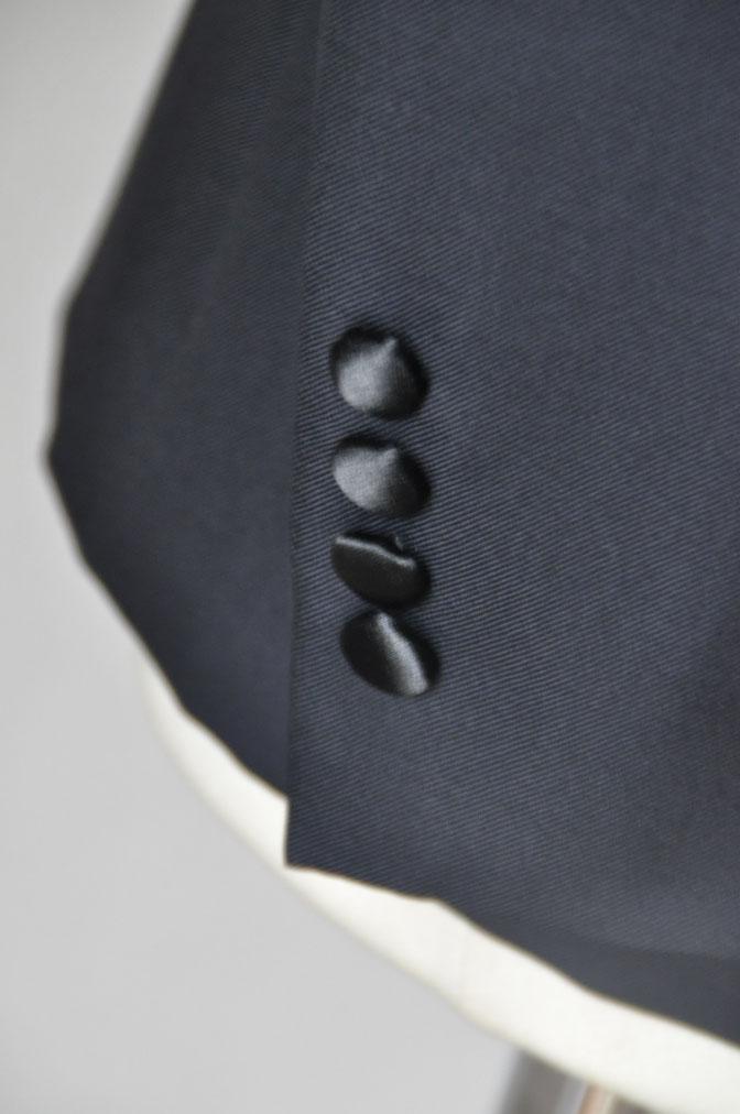 DSC1943 お客様のウエディング衣装の紹介-ダークネイビータキシード ダブルジレ-