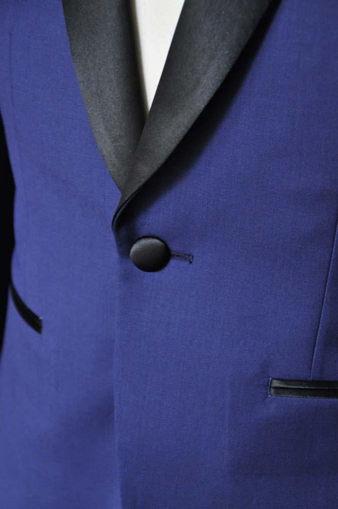 DSC19452 お客様のウエディング衣装の紹介- ネイビーショールカラータキシード-DSC19452 お客様のウエディング衣装の紹介- ネイビーショールカラータキシード- 名古屋市のオーダータキシードはSTAIRSへ