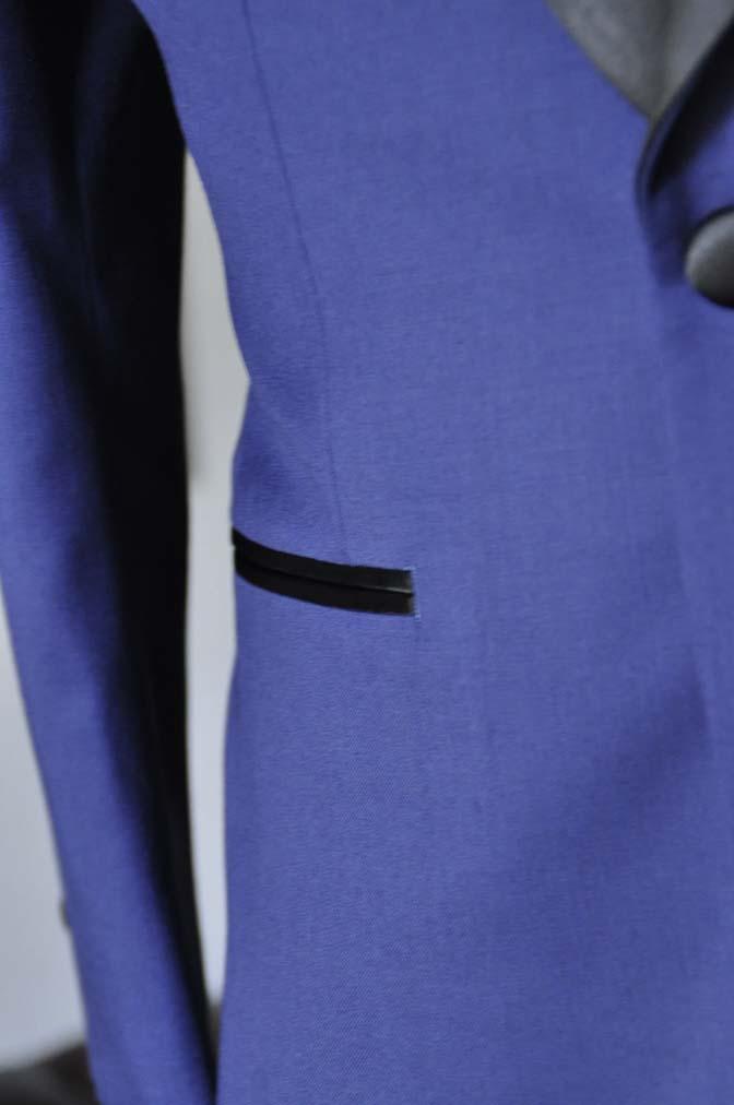 DSC19461 お客様のウエディング衣装の紹介- ネイビーショールカラータキシード-DSC19461 お客様のウエディング衣装の紹介- ネイビーショールカラータキシード- 名古屋市のオーダータキシードはSTAIRSへ