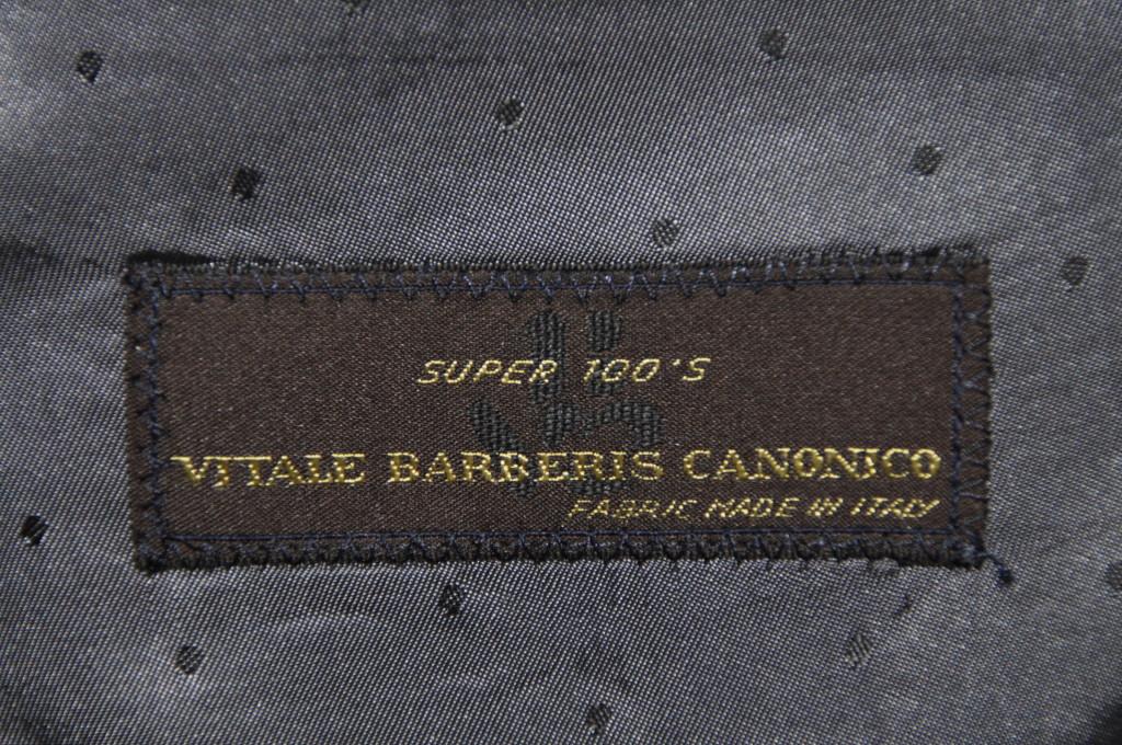 DSC1951-1024x680 オーダースーツ-CANONICO グレーフランネルスリーピース-