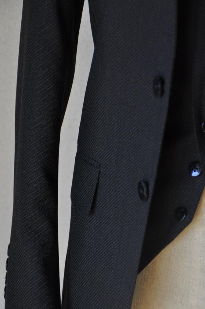 DSC20161 お客様のスーツの紹介-チャコールグレー スリーピーススーツ-