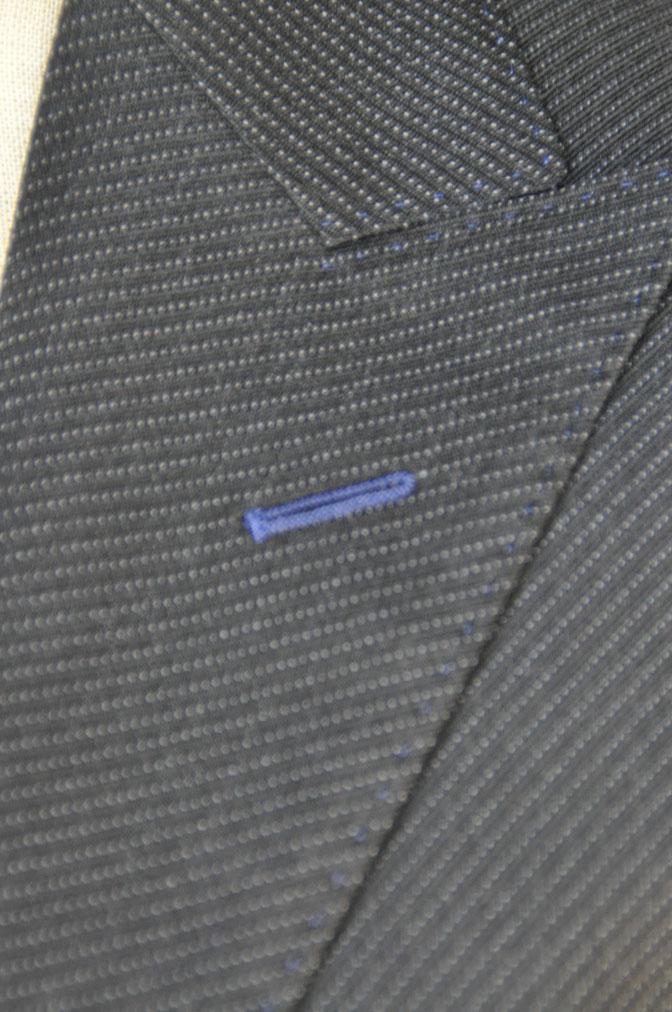 DSC20191 お客様のスーツの紹介-チャコールグレー スリーピーススーツ-