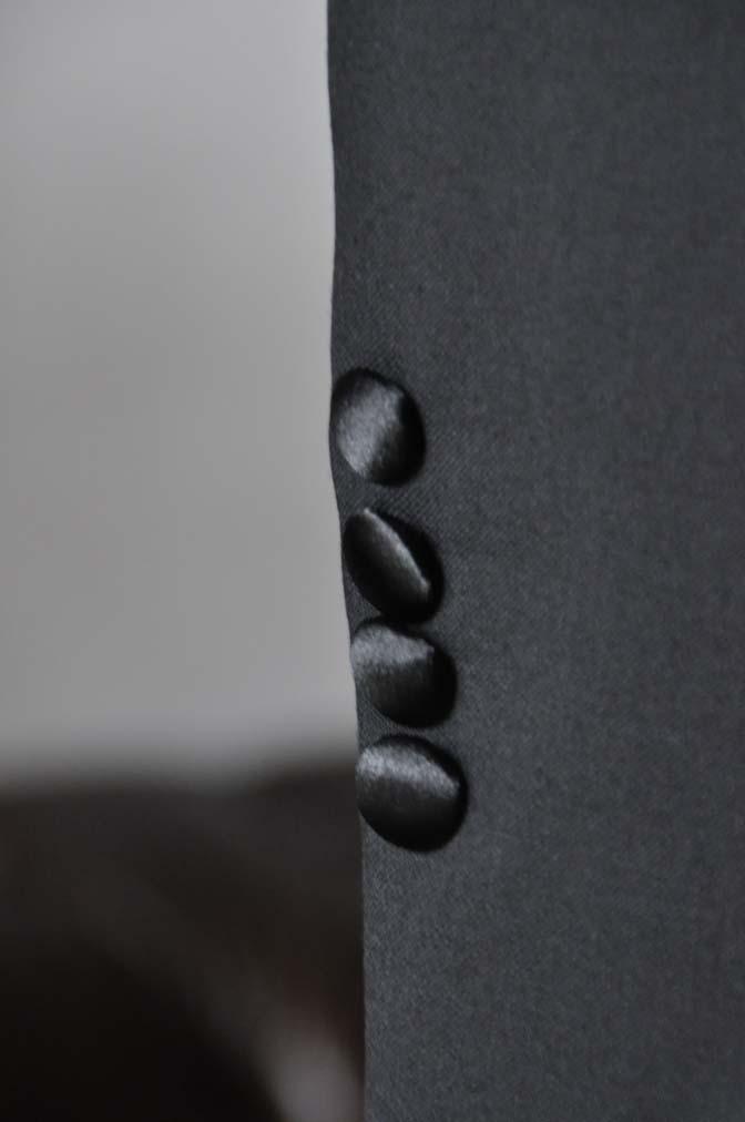 DSC20701 お客様のタキシードの紹介- ブラックショールカラータキシード-