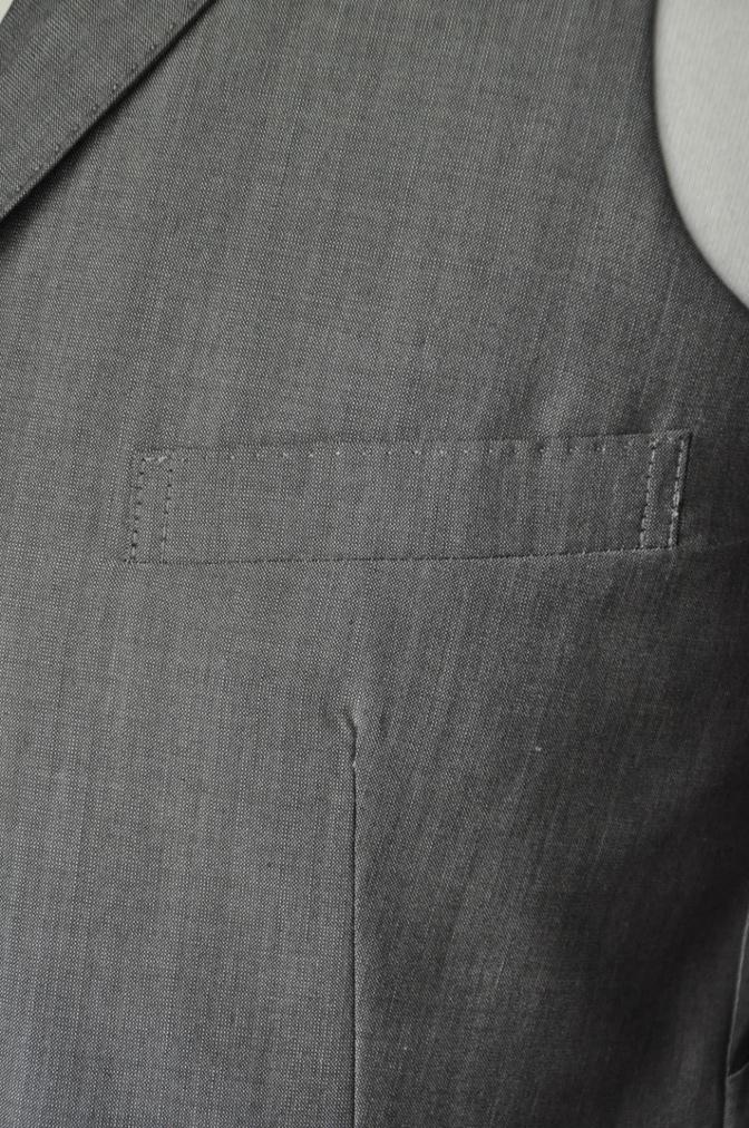 DSC2073 お客様のウエディング衣装の紹介- グレースリーピーススーツ-